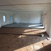 Admin wing interior- pharmacy to be where concrete floor is poured