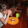 God provides new ideas for IHORB (restaurant... see our website, www.perryclan.com)-- rice and bean BURGERS!