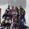ALL kids ski FREE at Arapahoe Basin! Sorry. They probably won't do that deal again after our visit.