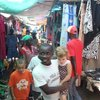 Day at the market with some of the older children from Harvesters