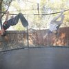 TIME .. learning to simul-flip with friends on our trampoline!
