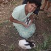 Rabbits in South Sudan-- who knew?!