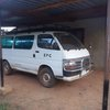 The van which required so much effort to acquire!